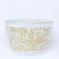 Royal Limoges Nymphea - Olivier Gold Cachepot - large