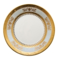 Deshoulieres Orsay powder blue Bread & Butter Plate