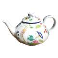 Royal Limoges Nymphea - Paradis bleu Teapot