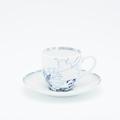 Royal Limoges Coupe - Rêve Bleu Coffee cup