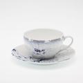 Royal Limoges Coupe - Rêve Bleu Tea cup