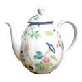 Royal Limoges Nymphea - Paradis bleu Coffeepot