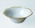 Royal Limoges Nymphea - Margaux gold Salad bowl