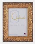 49 5X7 Gold Antoinette Distressed Frame