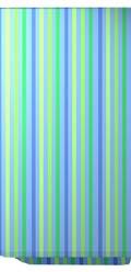 Bodrum Mendocino Blue Stripes DT - Pack of 6