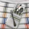 The Boutique Exclusives Dining and Entertaining Milliken Bistro Napkins 4/set
