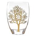 $125.00 Tree Of Life Gold Vase