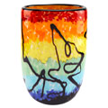 Allura Murano Style Art Glass
