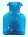 $45.00 MINI WATER BOTTLE AZURE