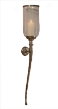 $135.00 HAMMERED WALL SCONCES