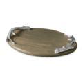 $169.00 Western antler ovl (lg) ash