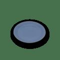 Carmel Ceramica Rhapsody Blue Salad Plate