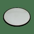 Carmel Ceramica  Rhapsody Fog Dinner Plate