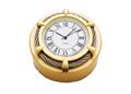Chelsea Clock Desktop Clocks Cable Paperweight Clock