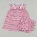 $47.95 Pink Stripe 2PC Set
