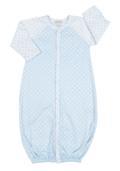 $40.95 Polka Dot Gown - Blue