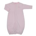 $33.00 Pink Deer Newborn Gown