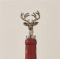 $22.00 Reindeer Bottle Stopper