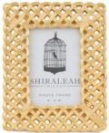 $43.00 Shiraleah Gold 4x6 Frame