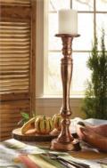 $85.00 Copper Finish Candleholder