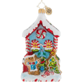 $60.00 Candy Cane Cottage