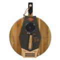 33 Wild & Wolf, Inc. Pizza Cutter and Board
