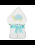 3 Marthas Blue Turtle Everykid Towel