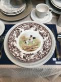 $46.50 Woodland Spode Dinner Plates - various Animals