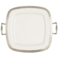 Match Tuscan Square Tray with Handles