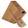 Shun Cutlery 8–Slot Kickstand Block