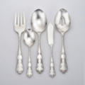 49.95 Martha Washington 5 pc Hostess set