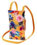 26 Yellow Floral Cell Phone Holder