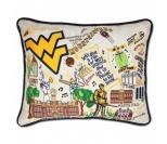 catstudio WVU Pillow