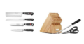 389.99 Wusthhof Classic 7 piece set -- Contemporary Concepts Exclusive