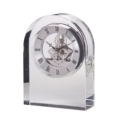 Dartington Crystal Clocks Curve Clock