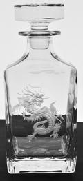 Varga Dragon Whiskey Decanter