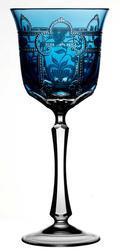 Varga Imperial Sky Blue Water Glass