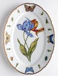Anna Weatherley Old Master Tulips Oval Platter