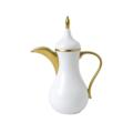 Royal Crown Derby Accentuate Gold Arabic Coffee Pot
