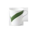 Royal Crown Derby Brushstroke - Green Beaker