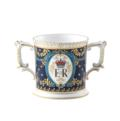 280 Queen Elizabeth 95th Birthday Loving Cup
