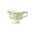 Royal Crown Derby Darley Abbey White  Darley Abbey White Tea Cup