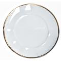 Anna Weatherley  Simply Elegant - Gold Dinner Plate