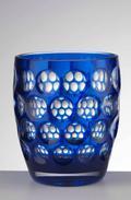 Mario Luca Giusti Barware Lente Royal Blue Tumbler