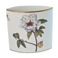 Anna Weatherley Giftware White Tulip Oval Vase