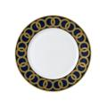 Royal Crown Derby Riviera Dream - Navy Blue Dinner Plate