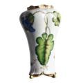 Anna Weatherley Studio Collection Blue Flower Antique Vase