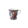 Royal Crown Derby Victoria's Garden - Blue, Green & Red Full Cover Mug