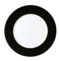 Royal Crown Derby W1 - Black Charger Plate