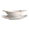 Anna Weatherley Simply Anna - White Gravy Boat Tray Only